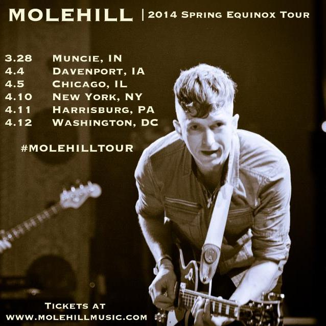 Molehill Spring Tour - FINAL